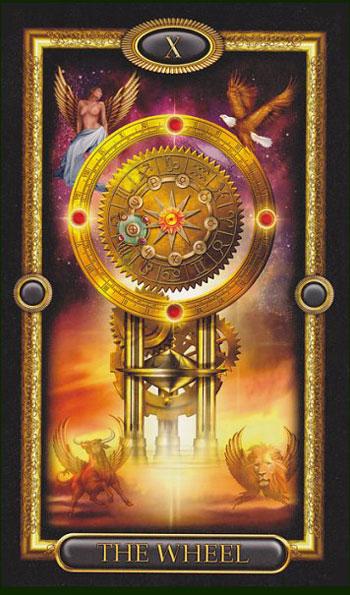 10- Фортуна (The wheel)