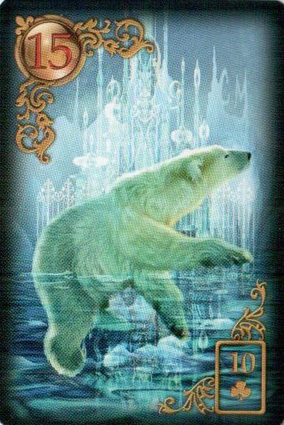 15-Медведь-Карты Ленорман